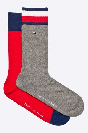Tommy Hilfiger Skarpety Iconic Flag (2-pack)