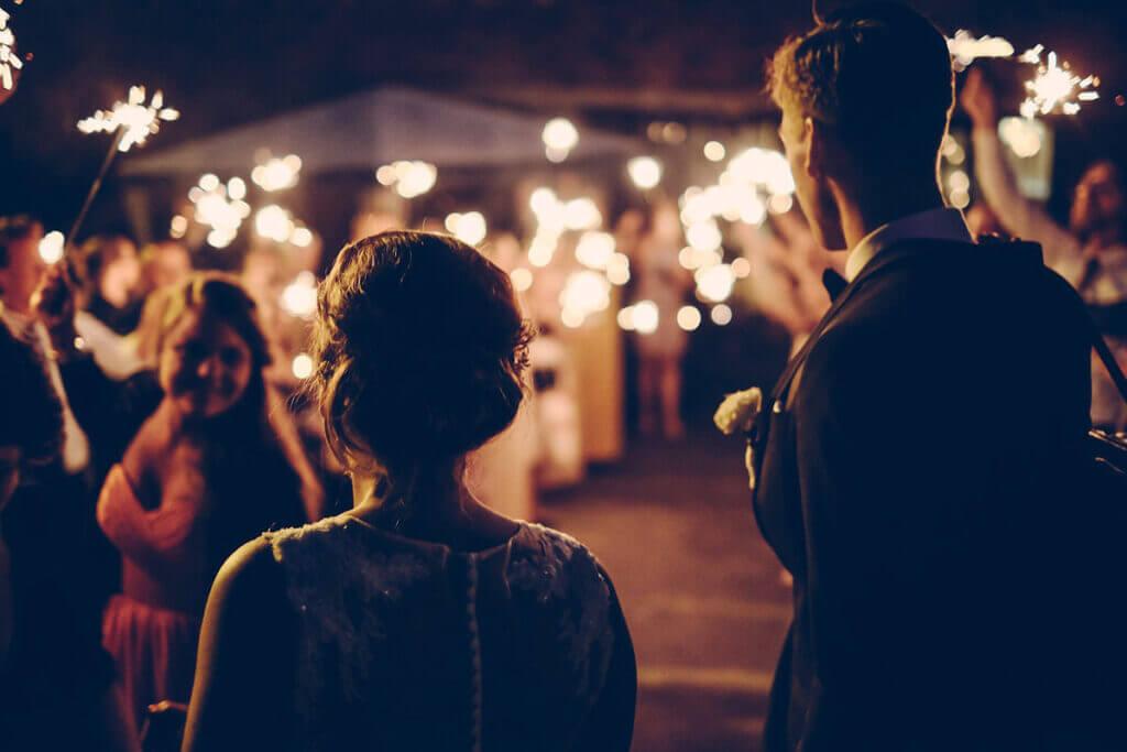 ubrania na wesele